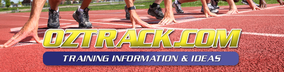 Oztrack Athletics For Coaches & Track Enthusiasts