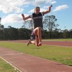 Running Bounding Plyometrics