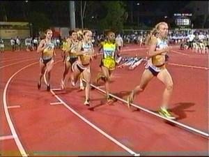 800m Brisbane 1998