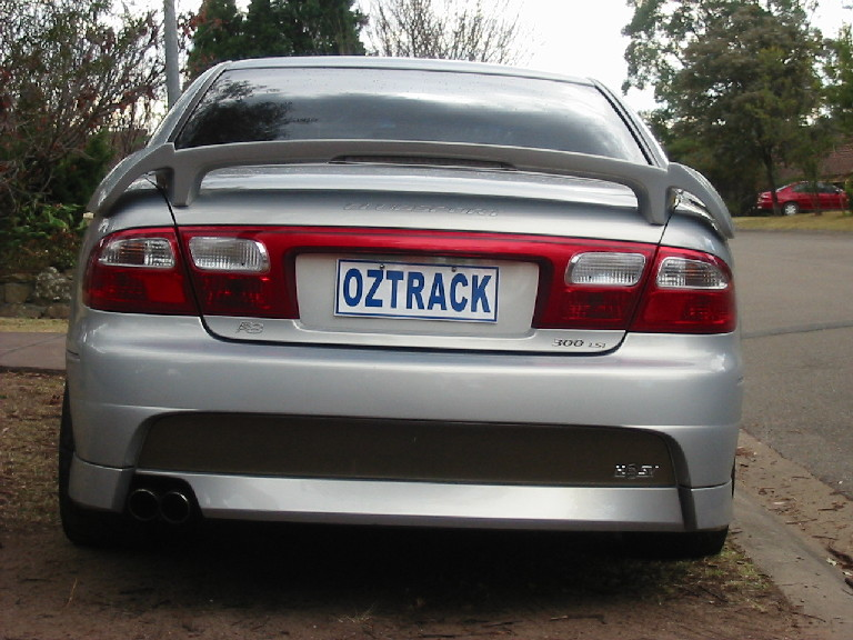 Oztrack VX Clubsport LS1