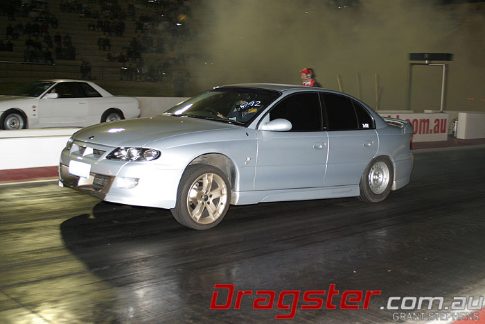 LS1 launch at Sydney Dragway