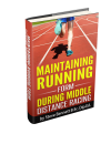 Maintaining Running Form during Middle Distance Racing